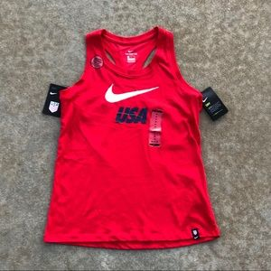 Nike USA tank top M